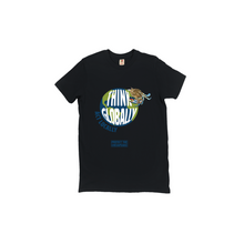 Load image into Gallery viewer, Think Globally Act Locally two sided  T-Shirts