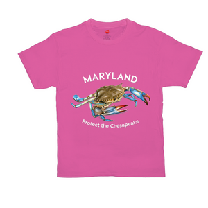 Maryland Protect the Chesapeake T-Shirts