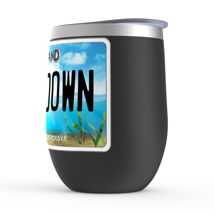 Wine Down Stemless Wine Tumblers