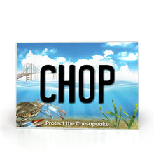 Load image into Gallery viewer, Chop Chop  Chesapeake Bay Cutting Boards