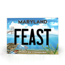 Load image into Gallery viewer, Maryland Feast Chesapeake Bay Cutting Boards