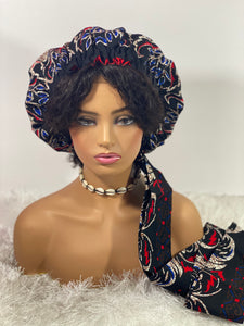 Osaze Bonnet Head Wrap