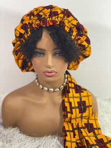 Chima Bonnet Head Wrap