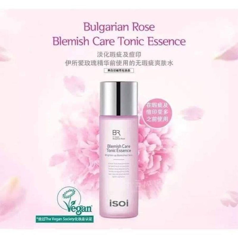 Bulgarian Rose Blemish Care Tonic Essence