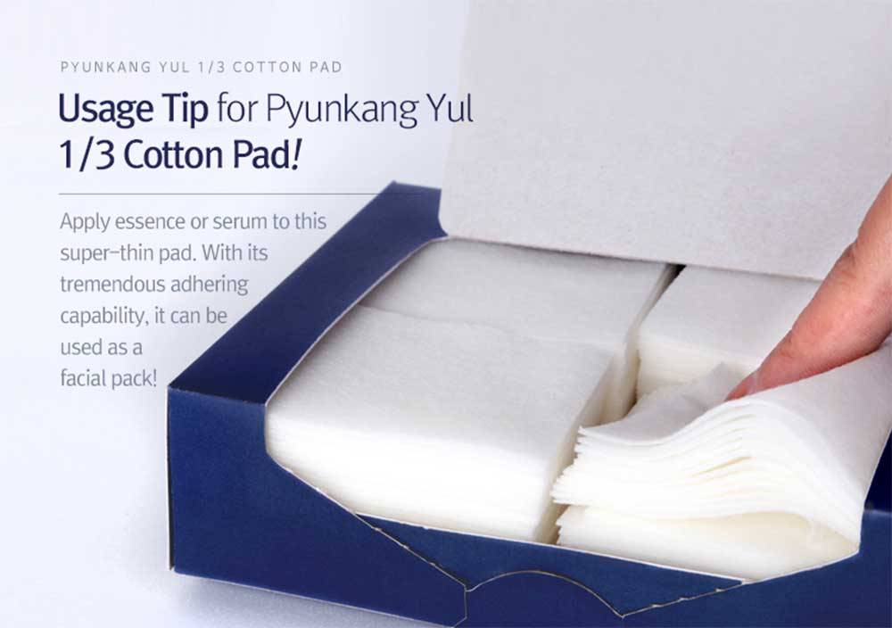 1/3 cotton pad