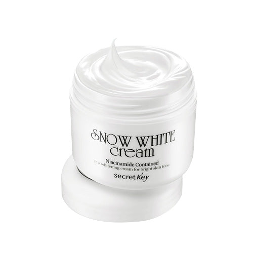 Secret Key Snow White Cream - Korean-Skincare