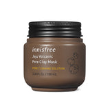 Innisfree Jeju Volcanic Pore Clay Mask - Korean-Skincare