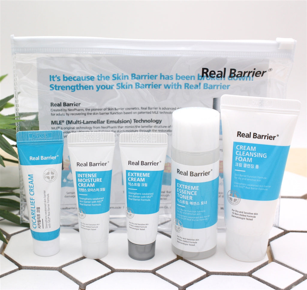 Real Barrier Real Barrier Travel Kit - Korean-Skincare