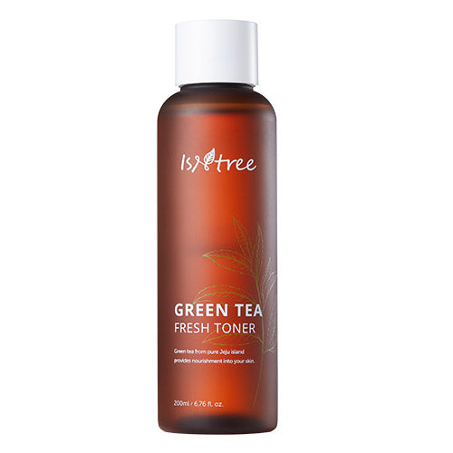 Isntree Green Tea Fresh Toner - Korean-Skincare