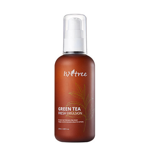 Isntree Green Tea Fresh Emulsion - Korean-Skincare