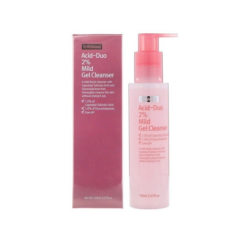 Acid-Duo 2% Mild Gel Cleanser
