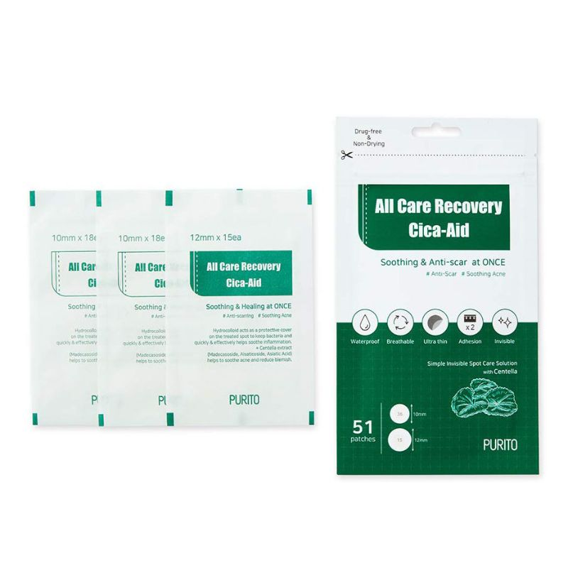 All Care Recovery Cica-Aid