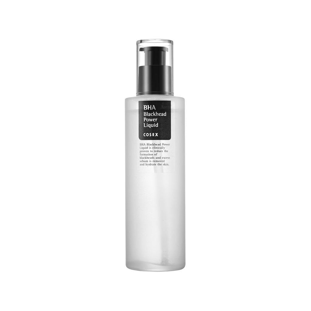 COSRX BHA Blackhead Power Liquid - Korean-Skincare