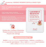 Benton Goodbye Redness Centella Mask Pack - Korean-Skincare