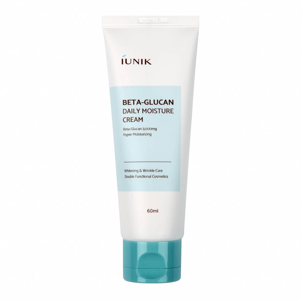 IUNIK Beta Glucan Daily Moisture Cream - Korean-Skincare