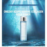 Blue Pearlsation One day 8 cups Marine Collagen Aqua Toner