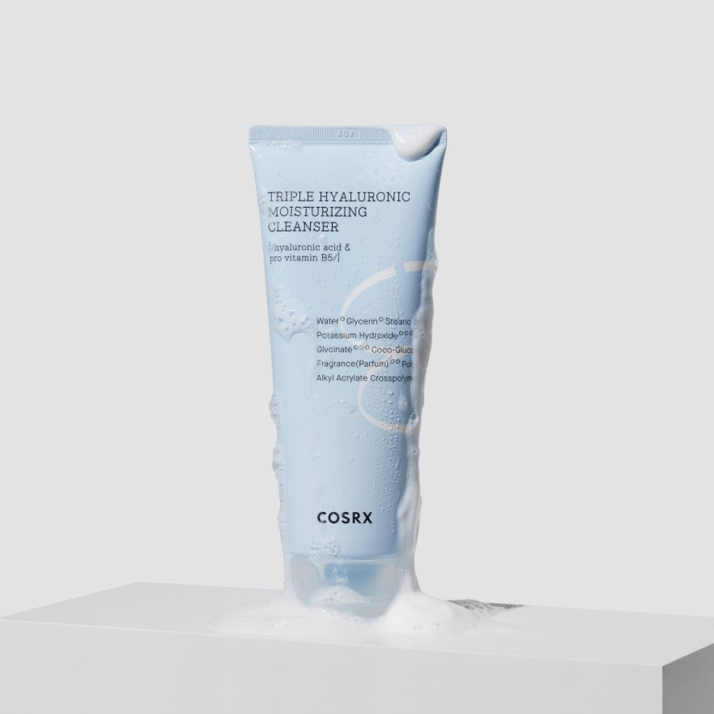 Hydrium Triple Hyaluronic Moisture Cleanser