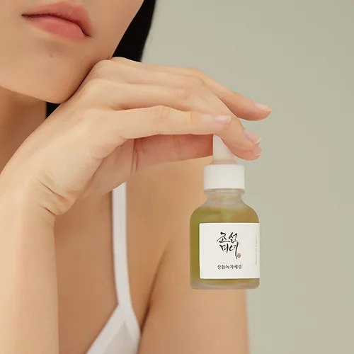 Calming Serum Green tea+Panthenol
