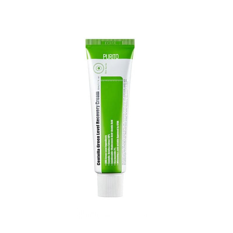 PURITO Centella Green Level Recovery Cream - Korean-Skincare
