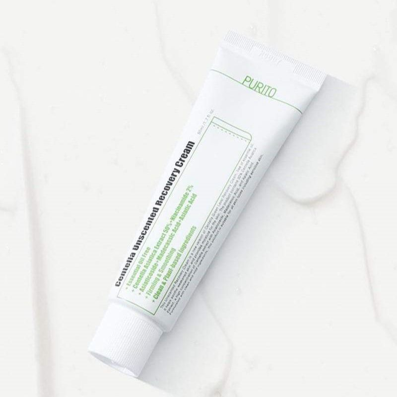 Centella unscented Recovery Cream