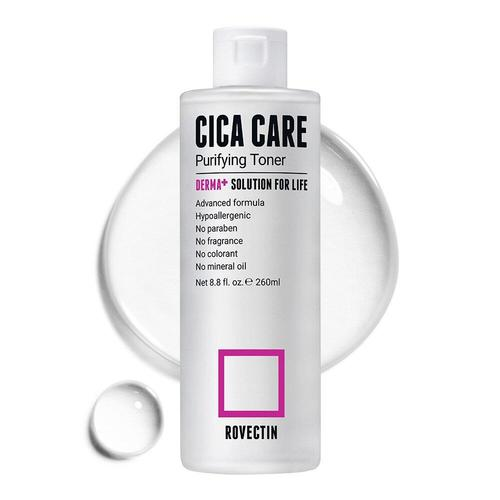 ROVECTIN Cica Care Purifying Toner - Korean-Skincare
