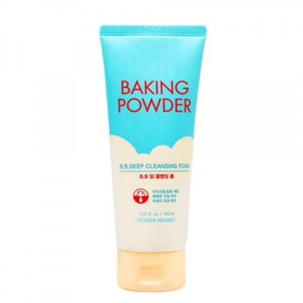 Etude House Baking Powder B.B Deep Cleansing Foam - Korean-Skincare