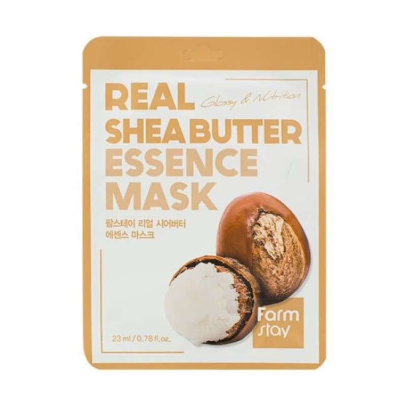 Farm Stay Real Shea Butter Essence Mask