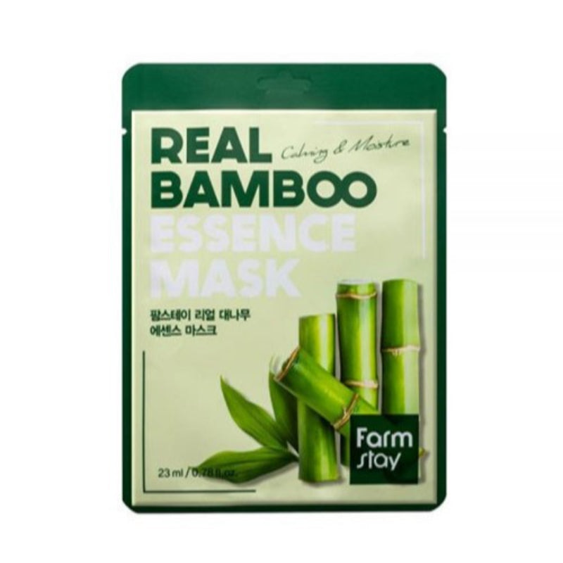 Real Bamboo Essence Mask