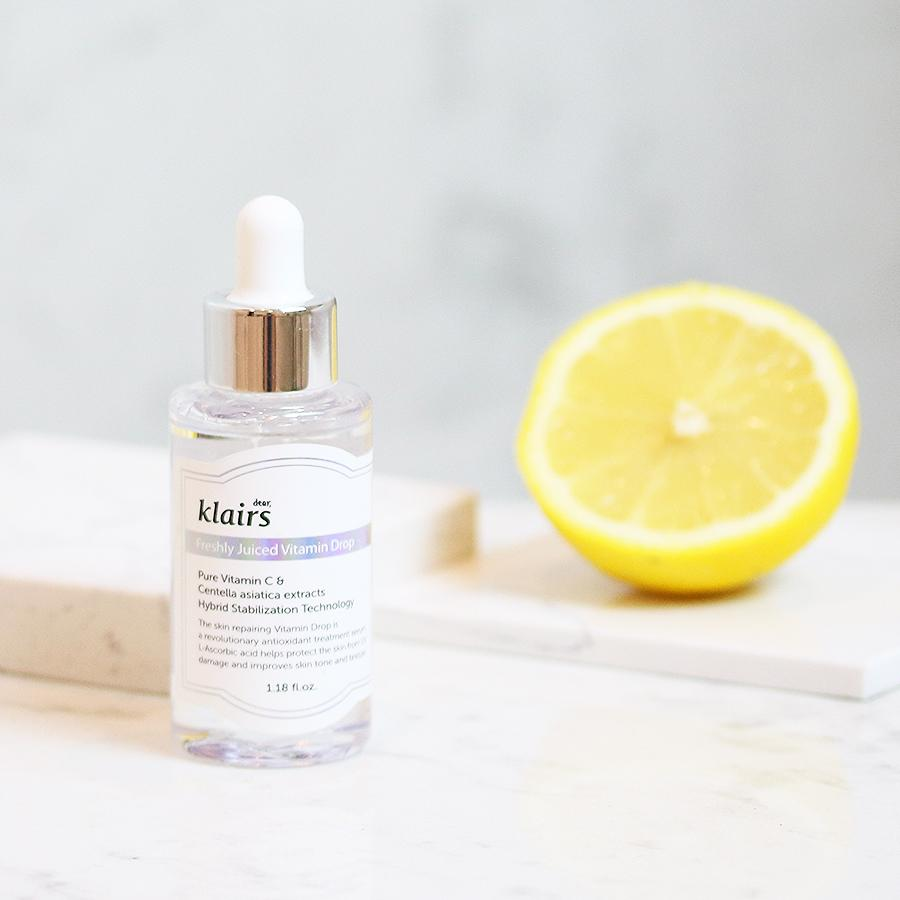 Klairs Freshly Juiced Vitamin Drop - Korean-Skincare