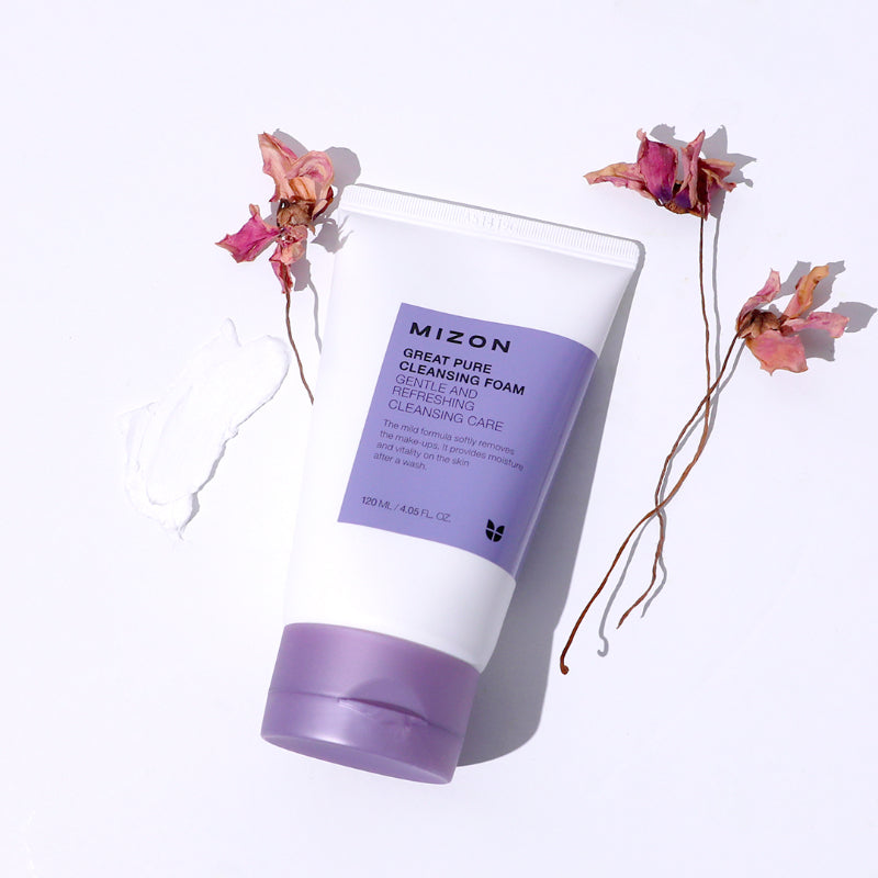 Great Pure Cleansing Foam