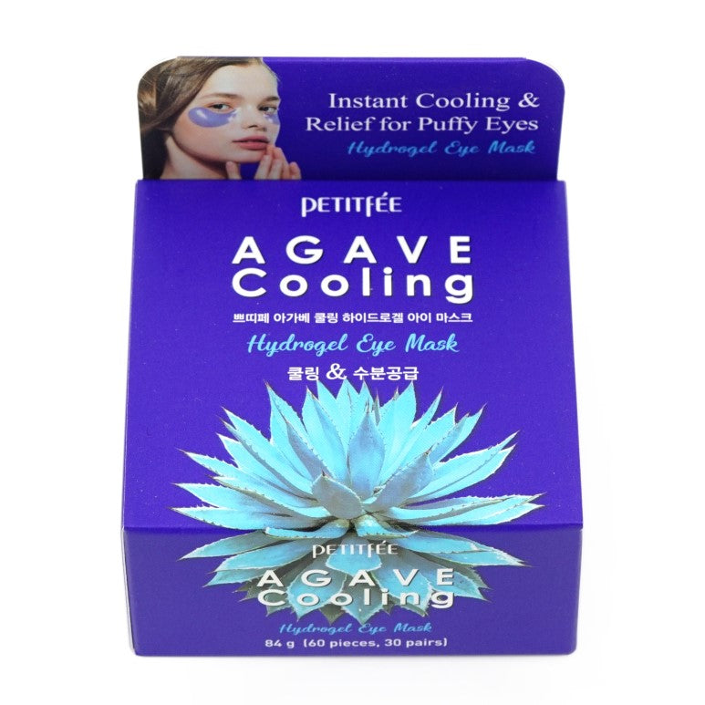 Petitfee AGAVE Cooling Hydrogel Eye Mask - Korean-Skincare