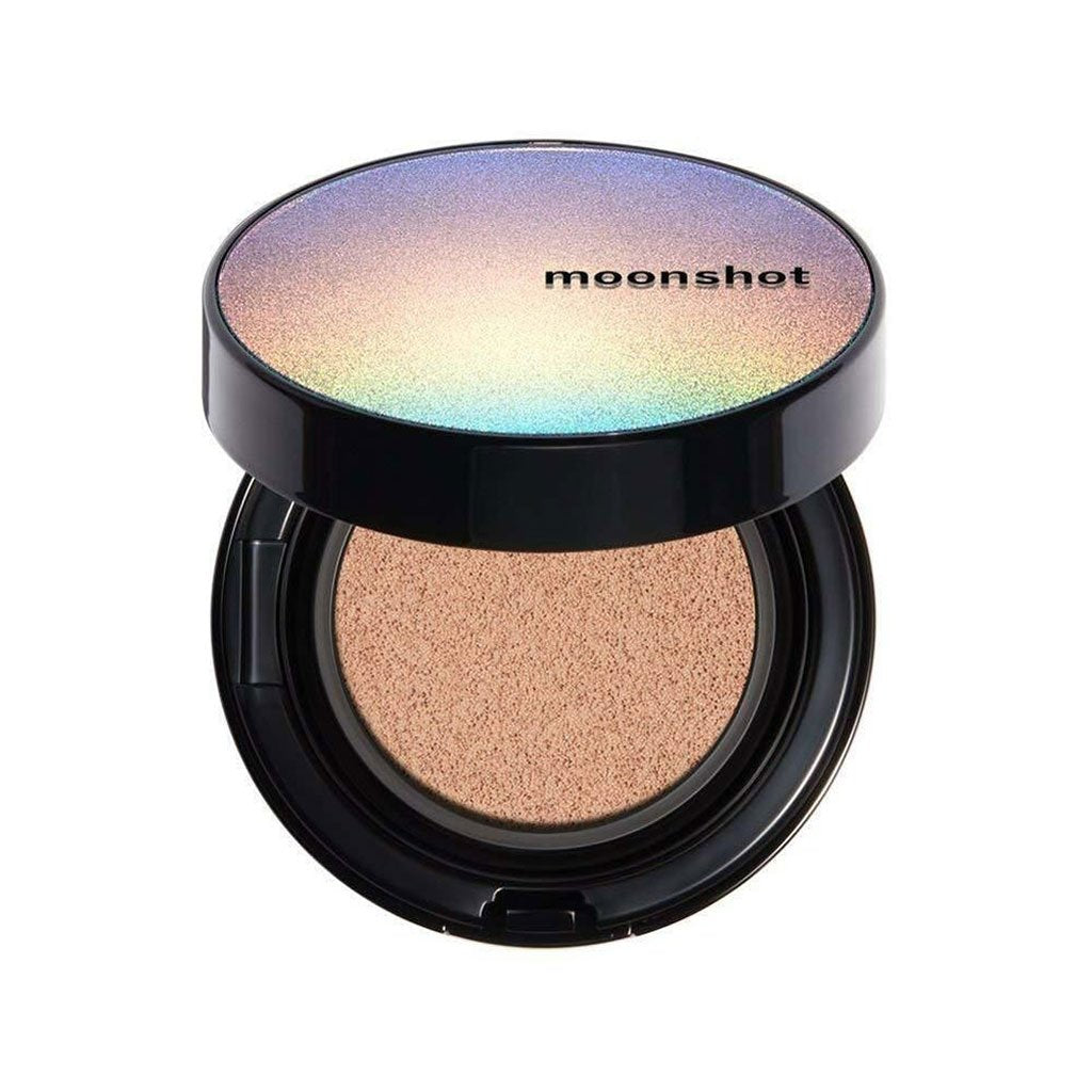 Moonshot Micro Setting Fit Cushion #301 [Honey] SPF50+ PA+++ - Korean-Skincare
