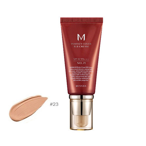 M Perfect Covering BB Cream