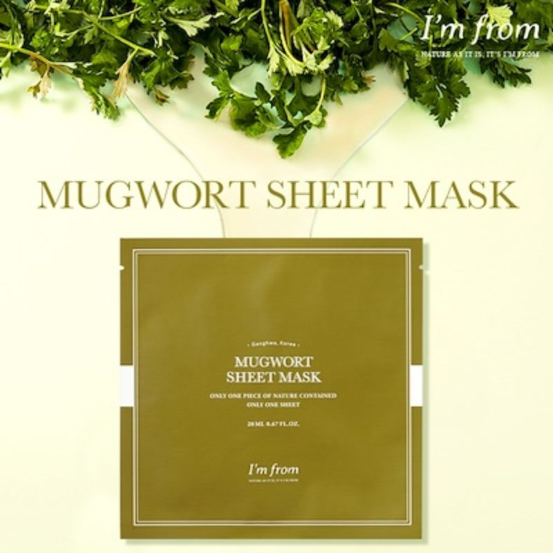 Mugwort Sheet Mask