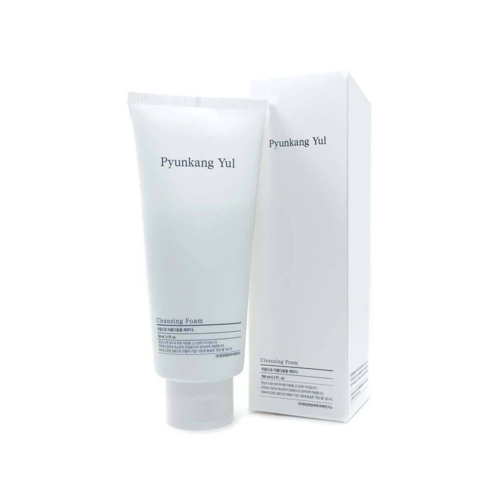 Pyunkang Yul Cleansing foam - Korean-Skincare