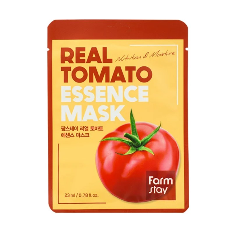 Real Tomato Essence Mask