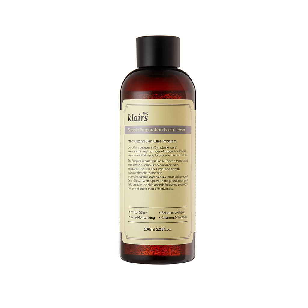 Klairs Supple Preparation Facial Toner - Korean-Skincare