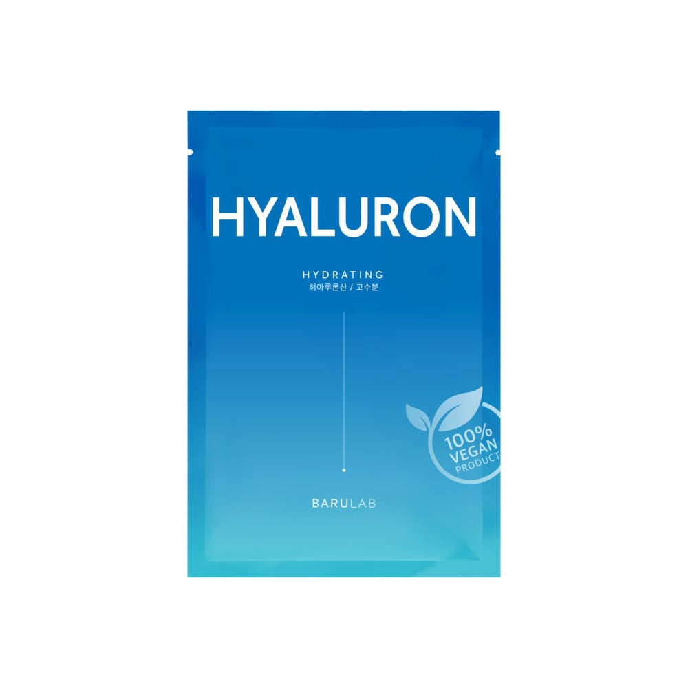 The Clean Vegan Hyaluron Mask