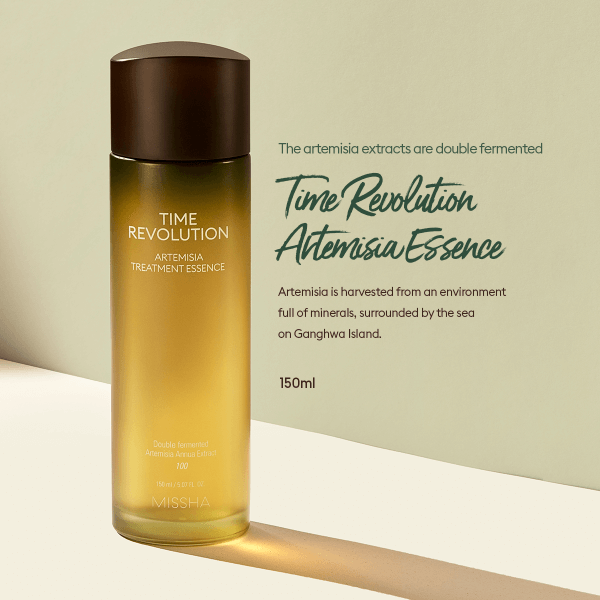 Time Revolution Artemisia Treatment Essence