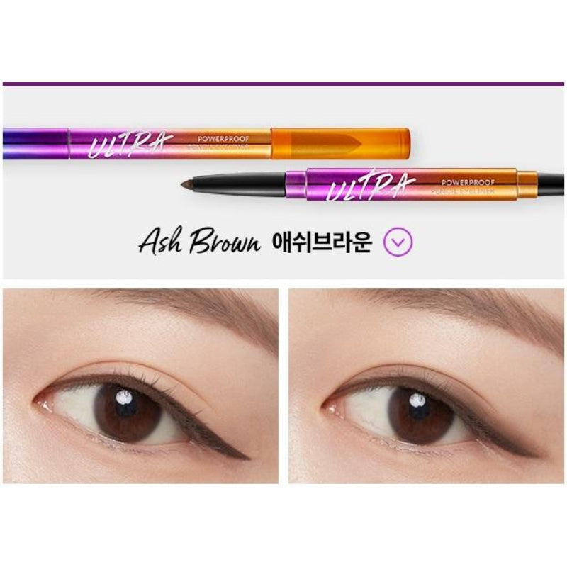 Ultra Powerproof Pencil Eyeliner