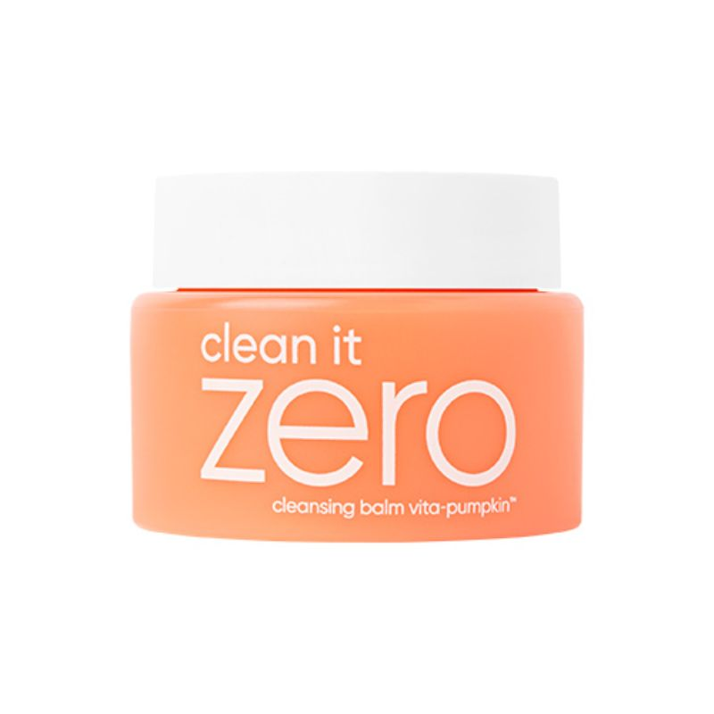Clean It Zero Cleansing Balm Vita-Pumpkin