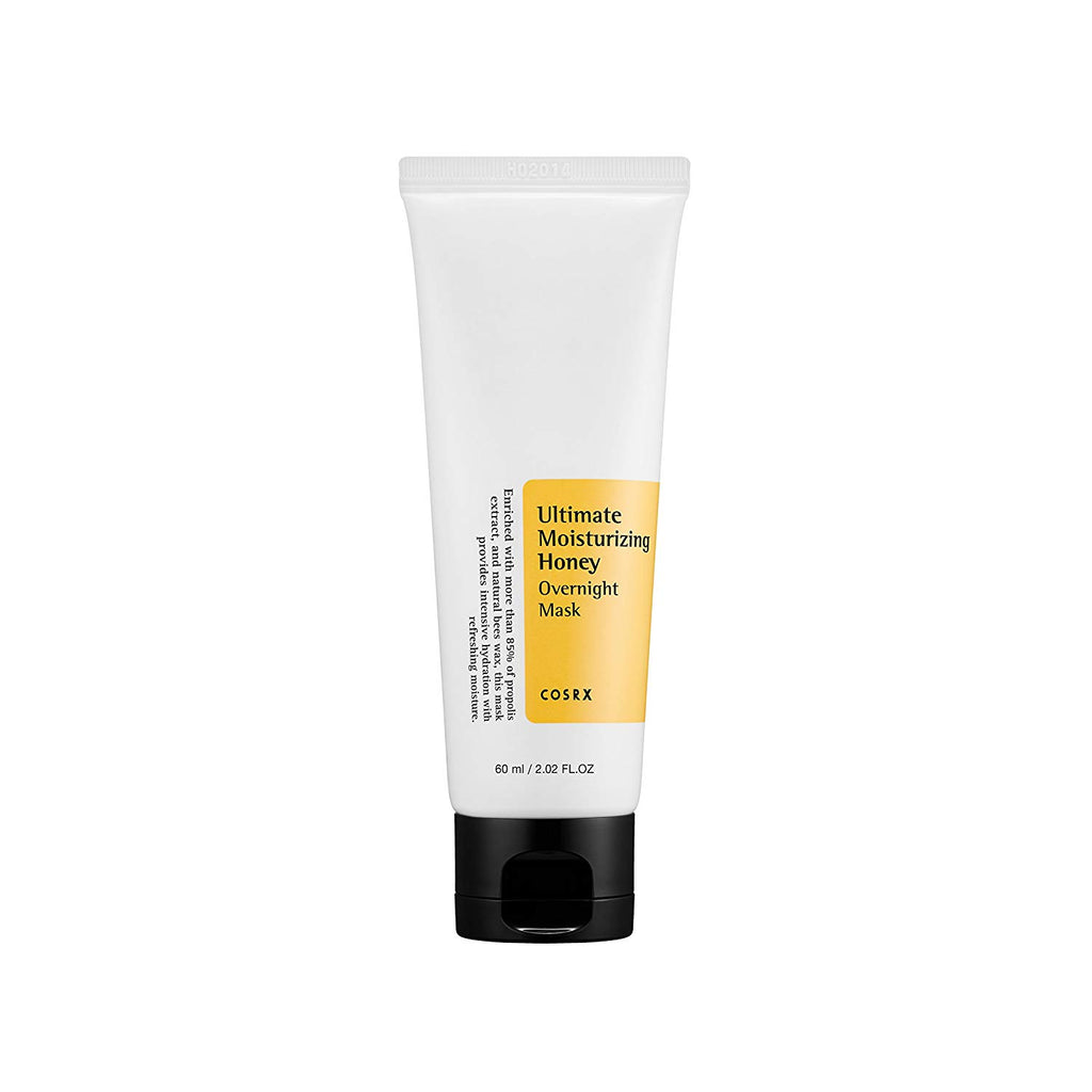 COSRX Ultimate Moisturizing Honey Overnight Mask - Korean-Skincare