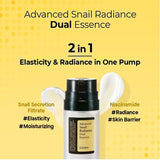 Advanced Snail Radiance Dual Essence