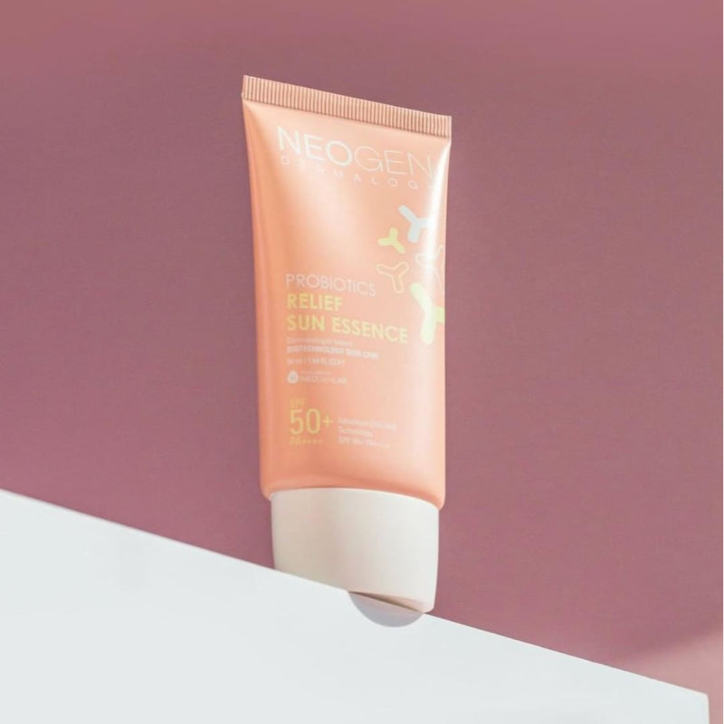 Probiotics Relief Sun Essence SPF50