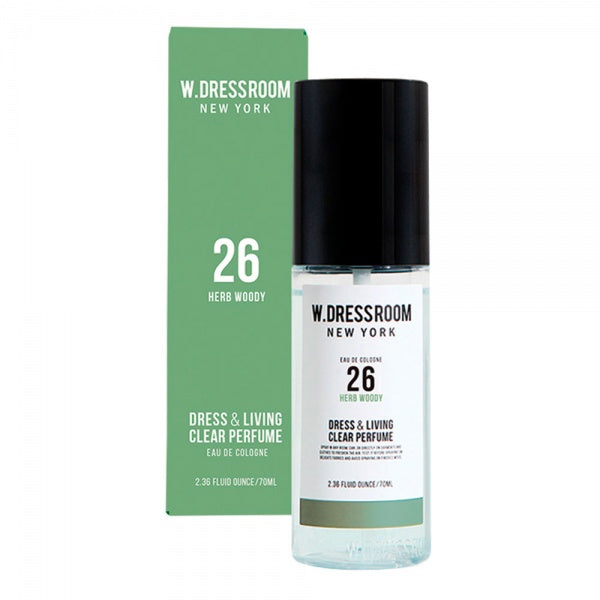 Dress & Living Clear Perfume No.26 Herb Woody