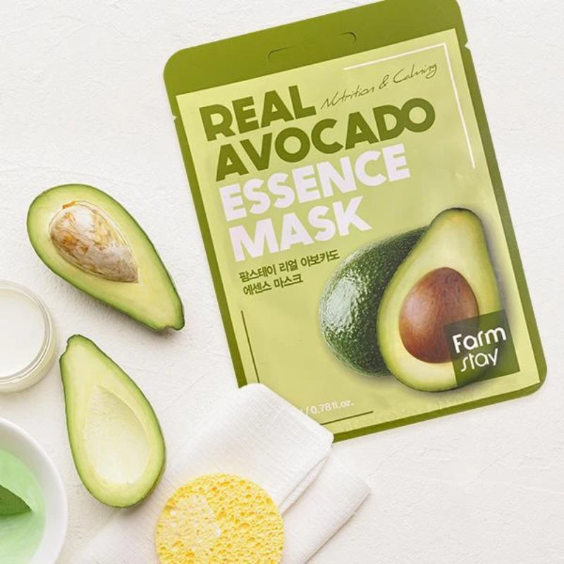 Real Avocado Essence Mask