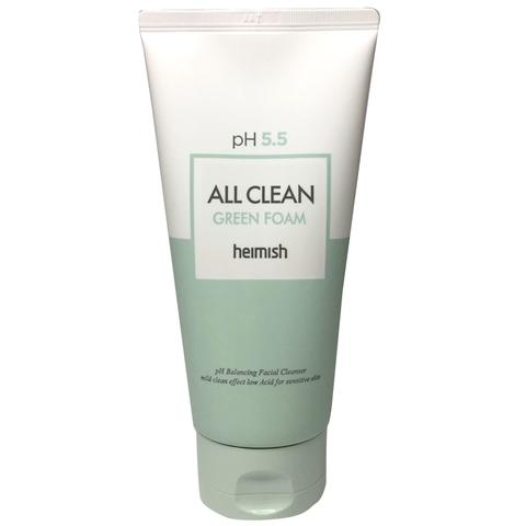 Heimish All Clean Green Foam - Korean-Skincare