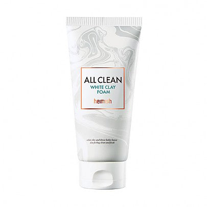 Heimish All Clean White Clay Foam - Korean-Skincare
