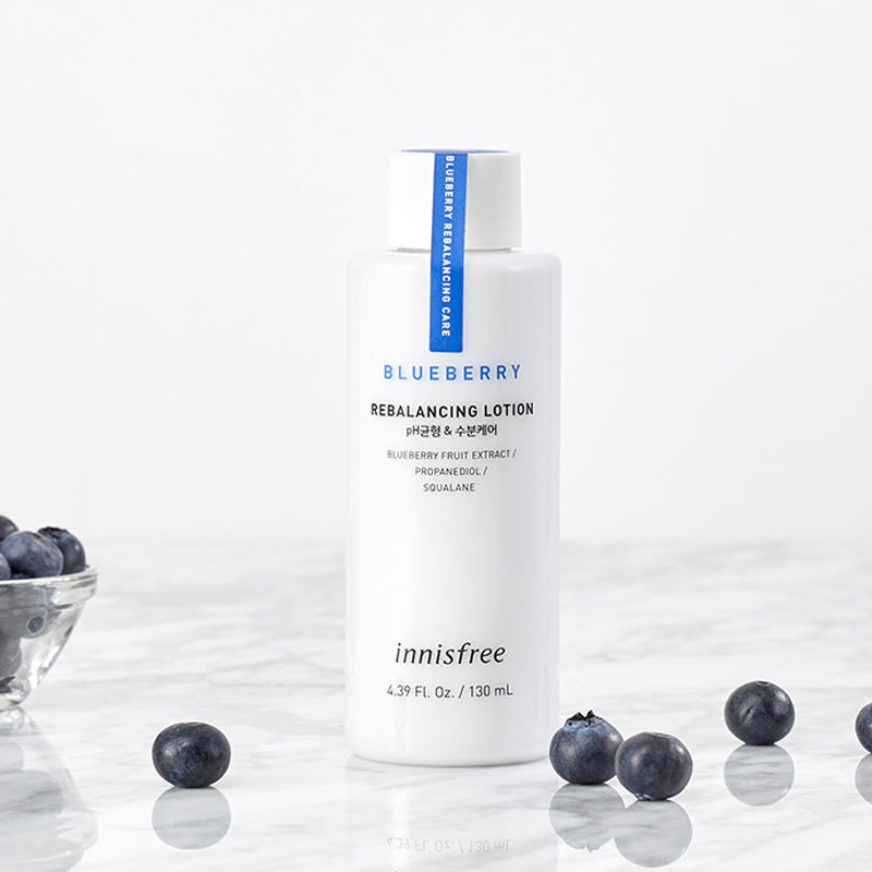 Blueberry Rebalancing Lotion