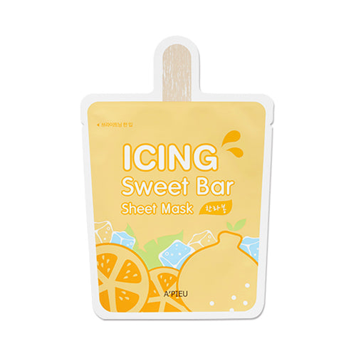 Apieu Icing Sweet Bar Sheet Mask (4 Types) - Korean-Skincare